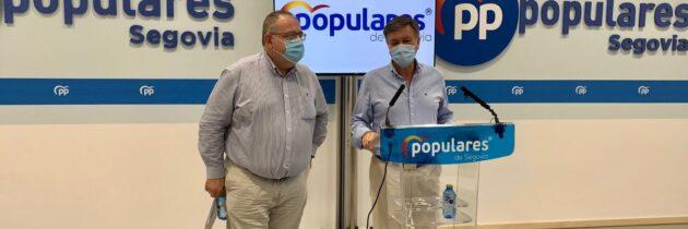 Francisco Vázquez defiende el compromiso del Partido Popular con una asistencia sanitaria en el medio rural próxima y de calidad