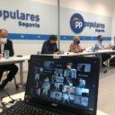 Paloma Sanz preside el primer Comité Ejecutivo tras el Congreso Provincial