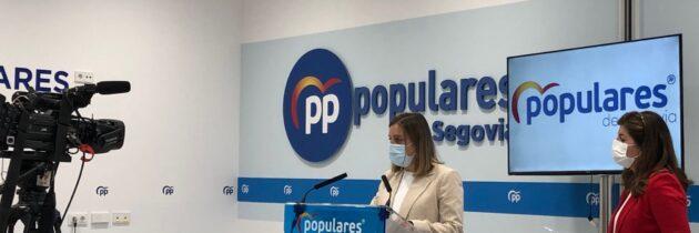 El PP lamenta que el PSOE no apoye la Ley que regula el Tercer Sector