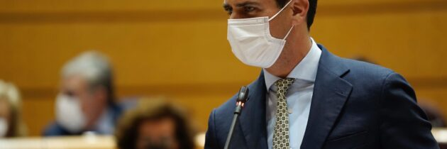 Pérez Coronado afea a la portavoz del Gobierno socialista que el PSOE de Segovia pidiese la exención del IBI